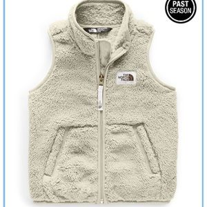 Toddler north face campshire vest